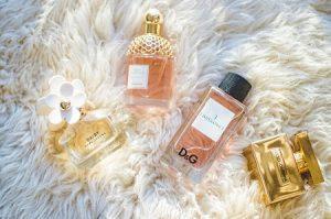 A Bottle Of Good Perfume