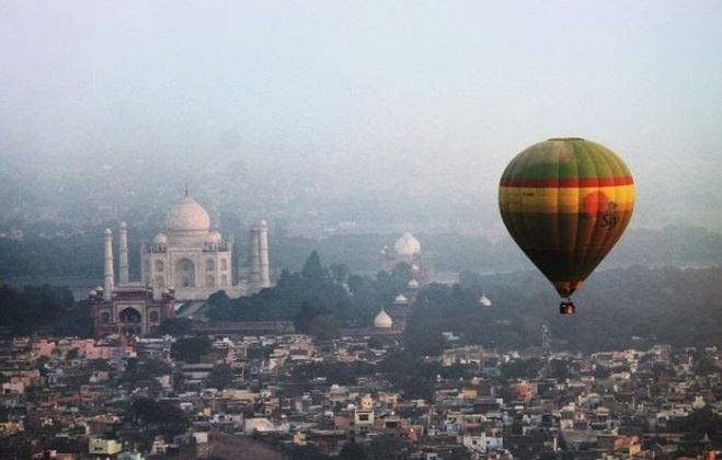 Hot+Air+Balloon+Ride+India