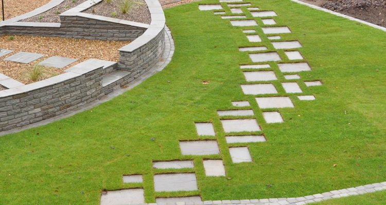 7 Marvelous Ideas For Stepping Stone Garden Pathways Star Star Show