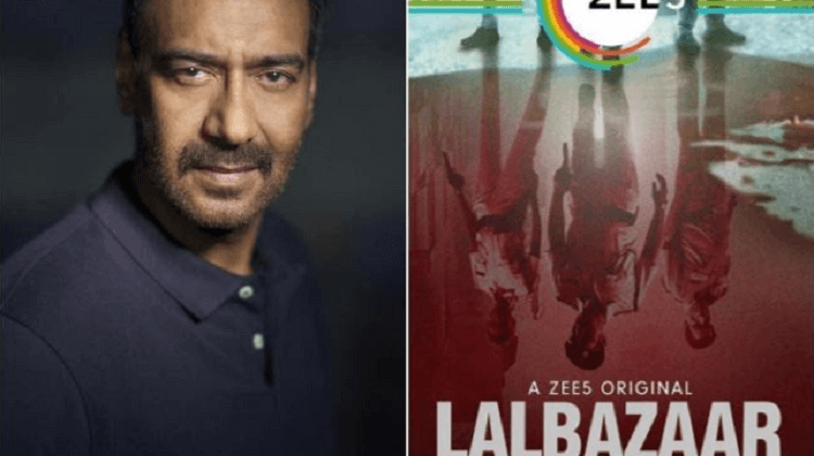 Lalbazaar One of the Best thriller series on ZEE5