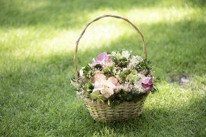 Gardeners Harvest Basket
