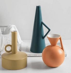 Mod Ceramic Vases
