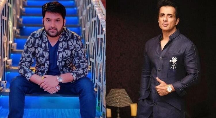Sonu Sood in Kapil Sharma - The Kapil Sharma Showw