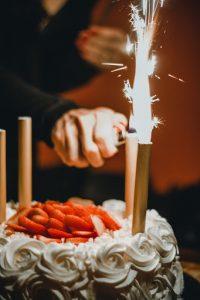Strawberry and Fresh Cream Cake
