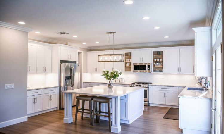 Top Of Kitchen Cabinets Decorating Tips | Star Star Show