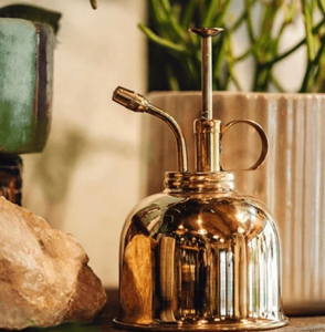 . Add a touch of class with a touch of brass