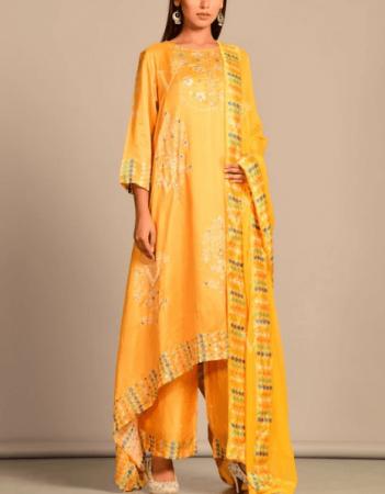 Indian Wedding Dress for Haldi Rasam