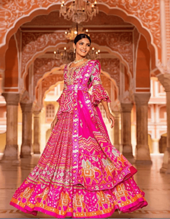 Indian Wedding Dress for Sangeet Ceremony