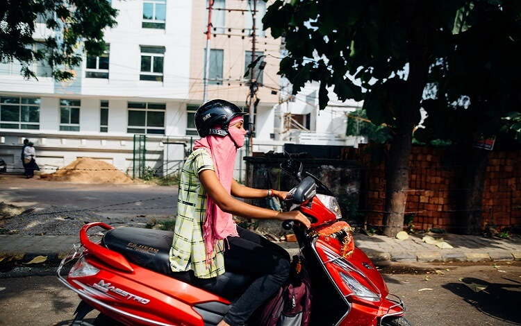 Most Fashionable Women's Helmets on the Markets