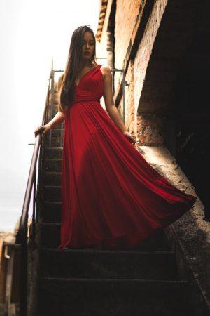 Plazo Dress